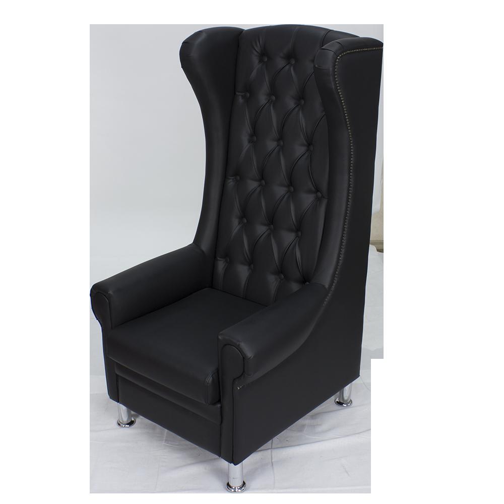 pedikersi tron crni