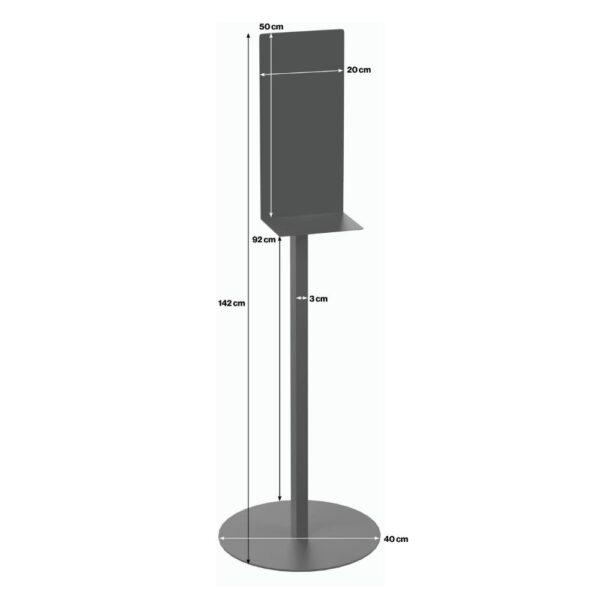 stalak za dezinfekciju
