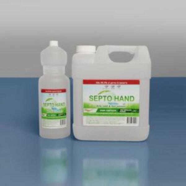 tekućina za dezinfekciju ruku